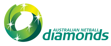 Australian Netball Diamonds Logo